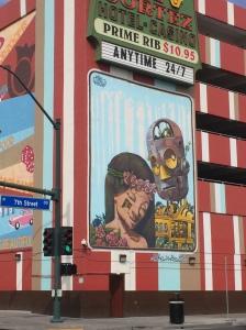 Las Vegas mural